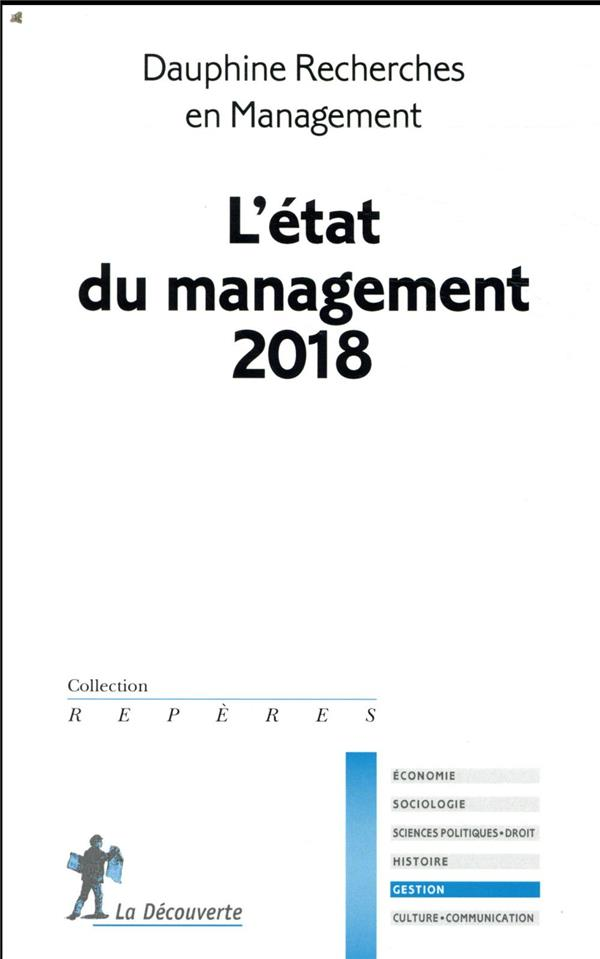 L'ETAT DU MANAGEMENT 2018